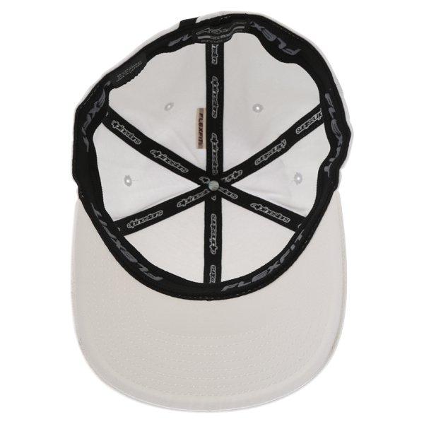 Alpinestars Form White Baseball Cap Inside