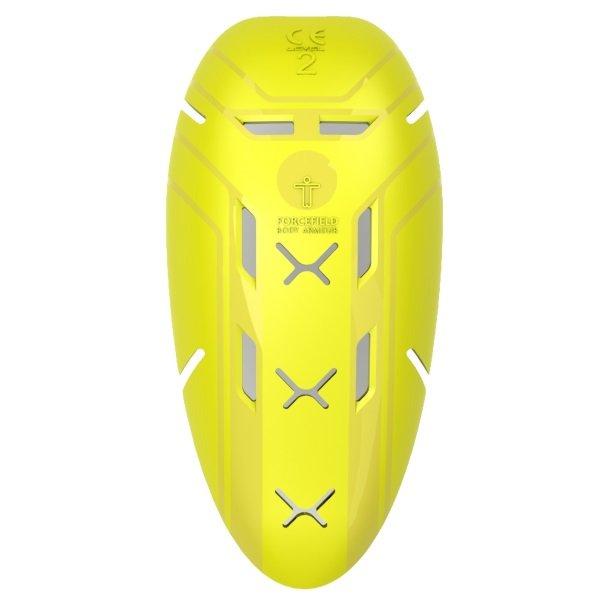 Isolator PU Armour L2 Elbow Yellow Body Armour