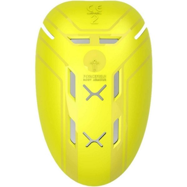 Isolator PU Armour L2 Shoulder Yellow Body Armour