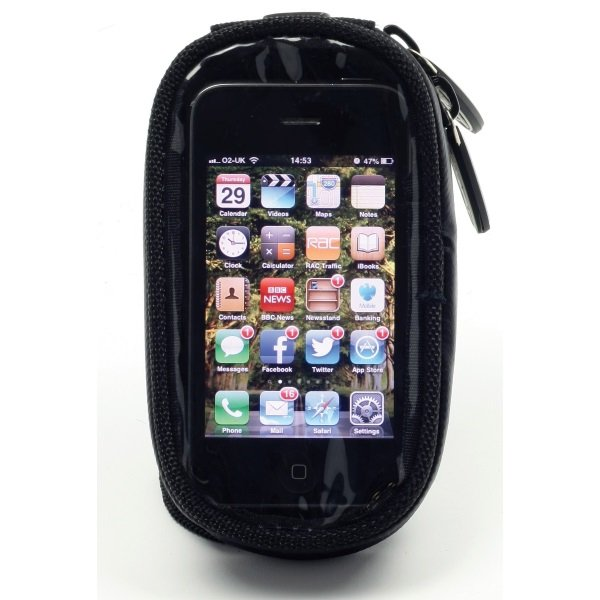 Bike It Luggage Iphone Pouch