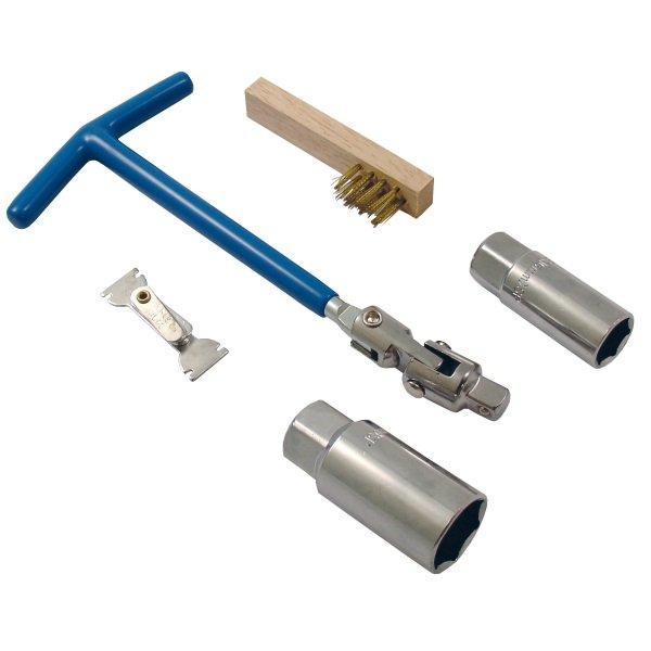 Spark Plug Maintenance 5pc Set Tools & Equipment