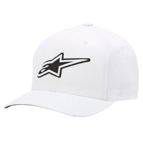 Alpinestars Corporate White Baseball Cap