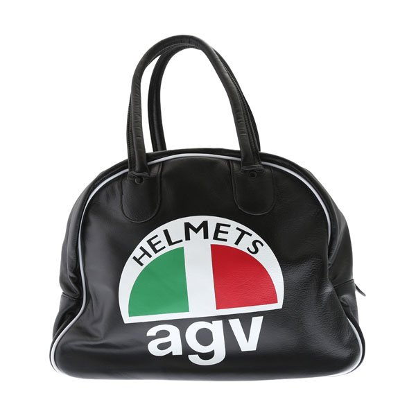 AGV X3000 AGO 01 Green White Red Full Face Motorcycle Helmet Bag