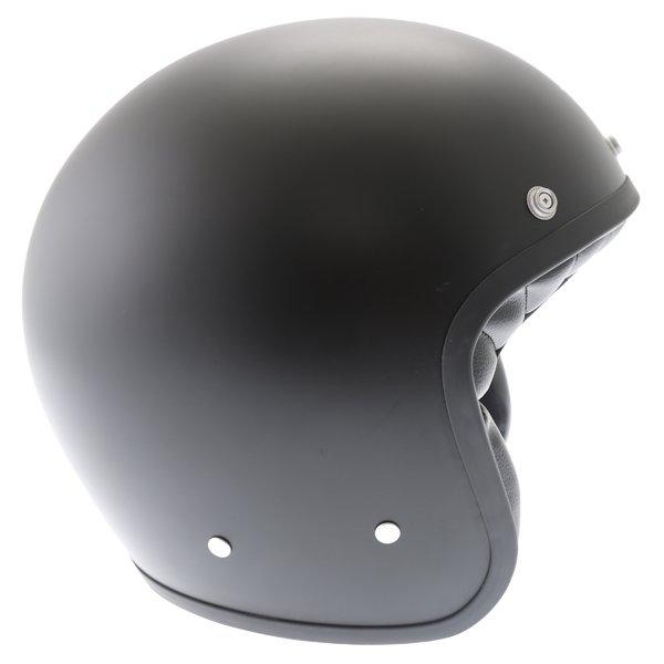 AGV X70 Matt Black Helmet Right Side