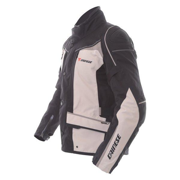 Dainese D-Blizzard D-Dry Peyote Black Brindle Waterproof Motorcycle Jacket Side