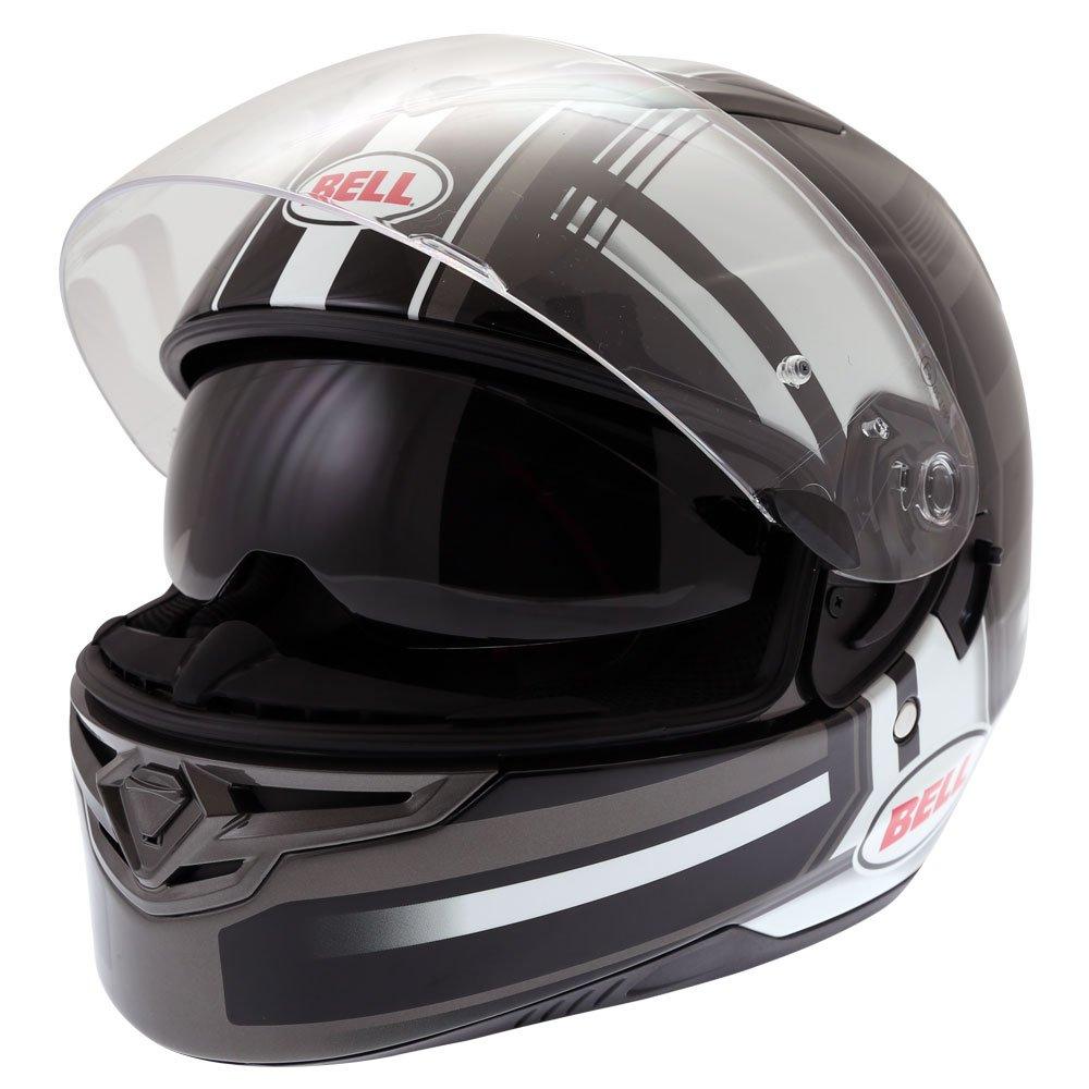 Bell RS2 Tactical Helmet White Black Titanium Size: S