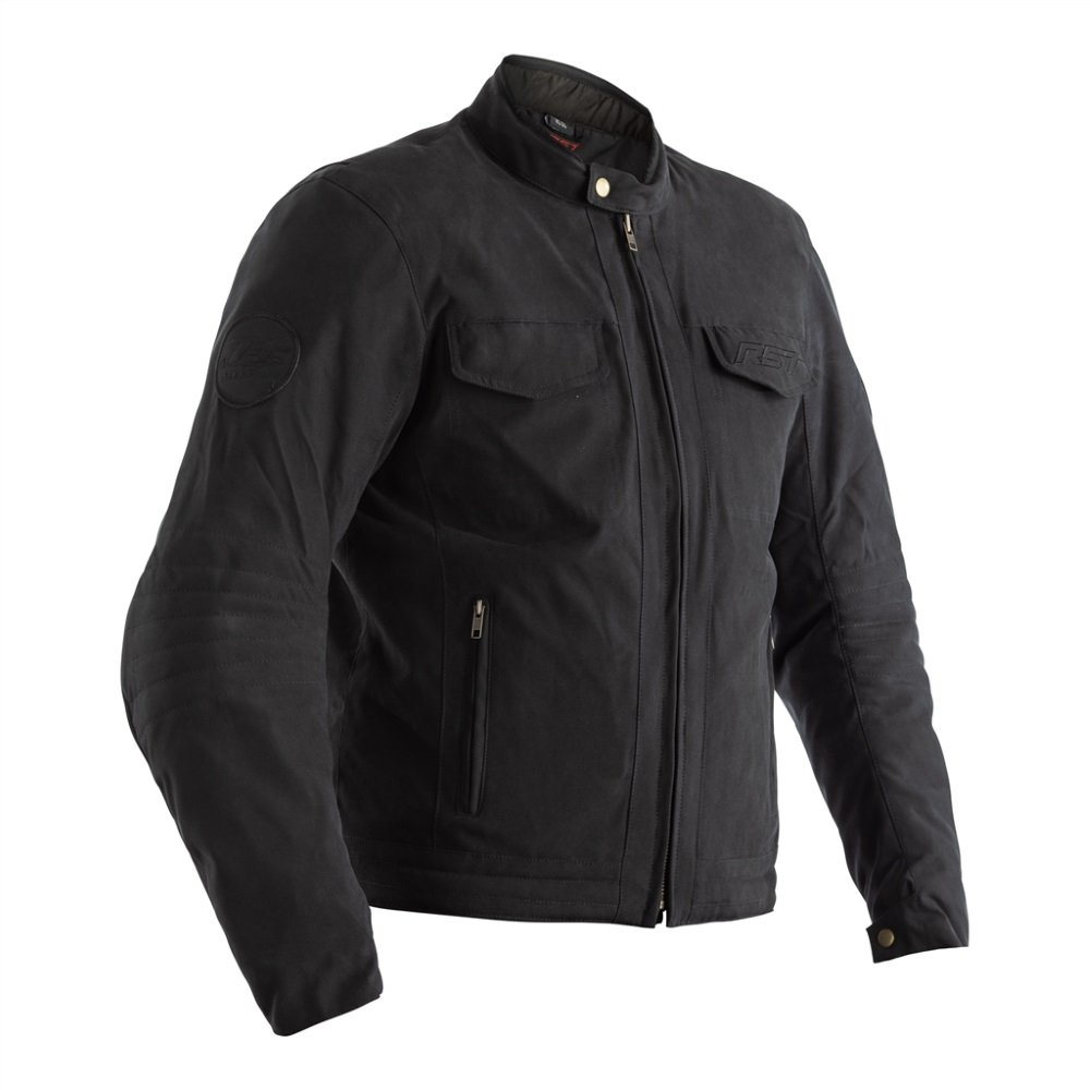 Crosby 2296 TT CE Tex Jacket Charcoal