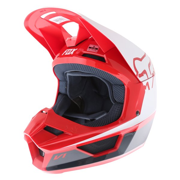V1 Przm Helmet Navy Red