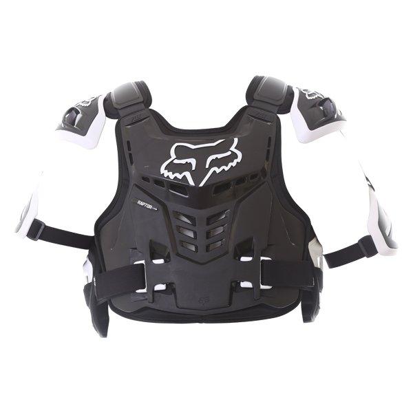 Fox Raptor Vest CE Black Mens - S/M