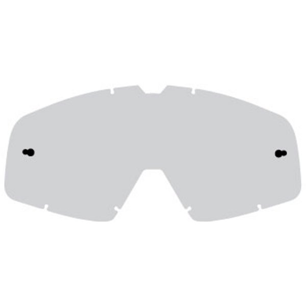 Fox Main RNR Clear RSD Lens