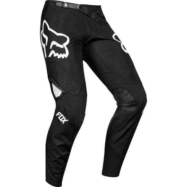 Fox 360 Kila Black Motocross Pants Riding position