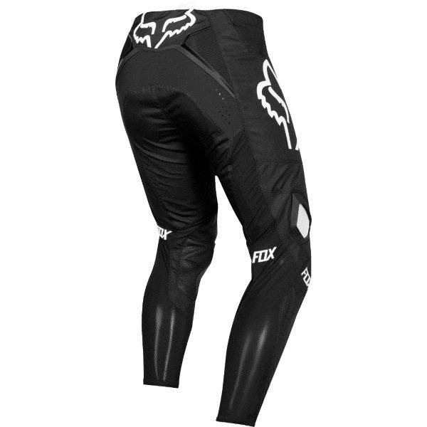 Fox 360 Kila Black Motocross Pants Rear