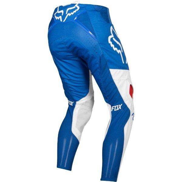 Fox 360 Kila Blue Red Motocross Pants Rear