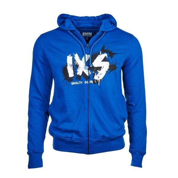 Carter Hoodie Blue Clothing