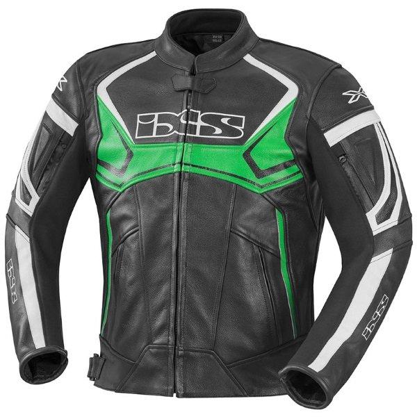 Hype Jacket Black Green White Clothing