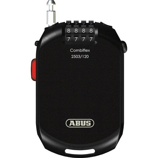 Abus Combiflex 2503-120 Coil Lock