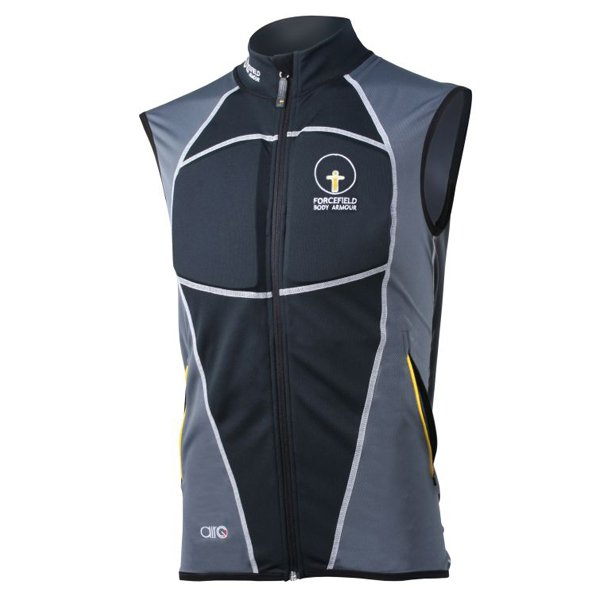 Force Field Airo Vest With CE Level 2 Back Insert Front