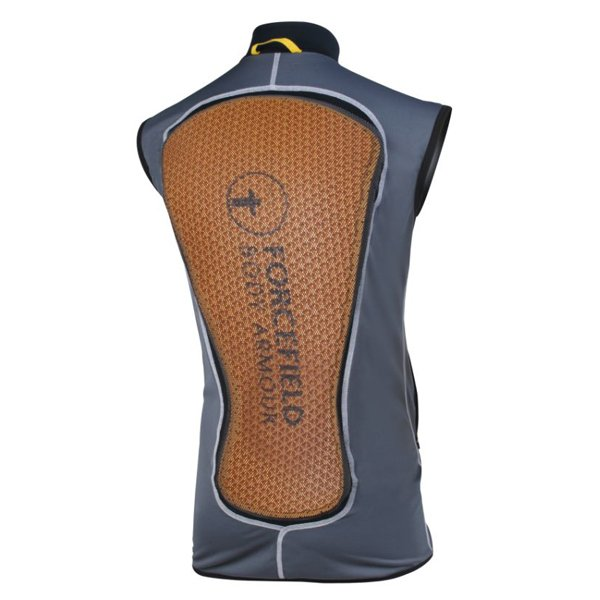 Force Field Airo Vest With CE Level 2 Back Insert