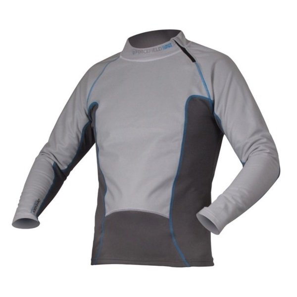 Force Field Tornado Advance Grey Shirt Front