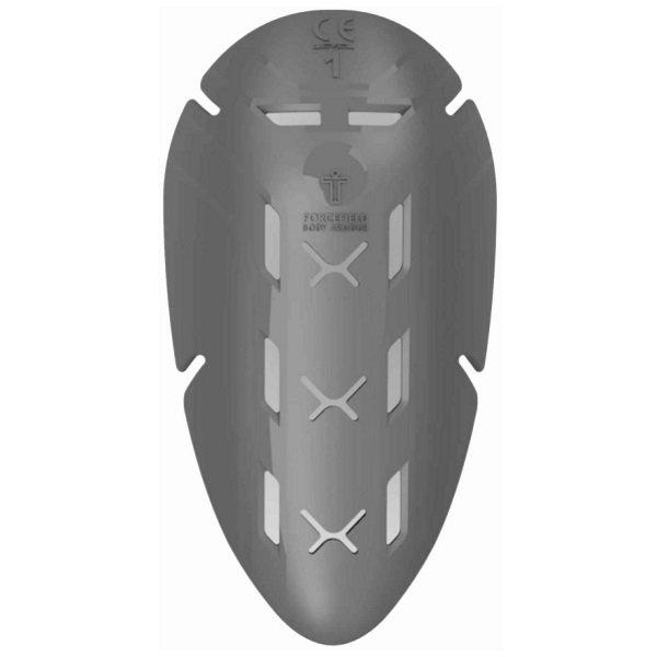 Force Field Isolator CE Level 1 Black Knee Armour