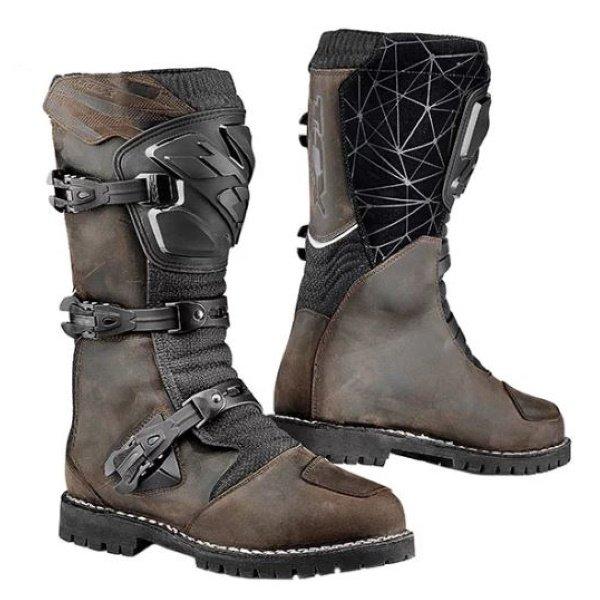 Drifter WP Boots Brown Boots