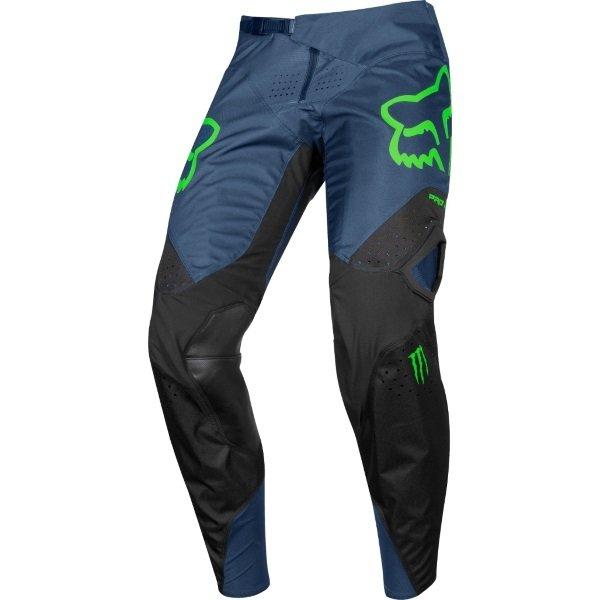 Fox 360 PC Black MX Pants Front