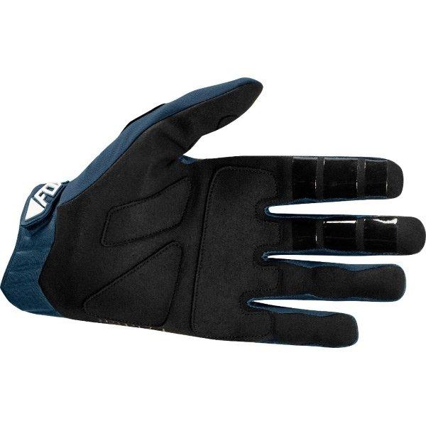 Fox Legion Navy Motocross Gloves Palm