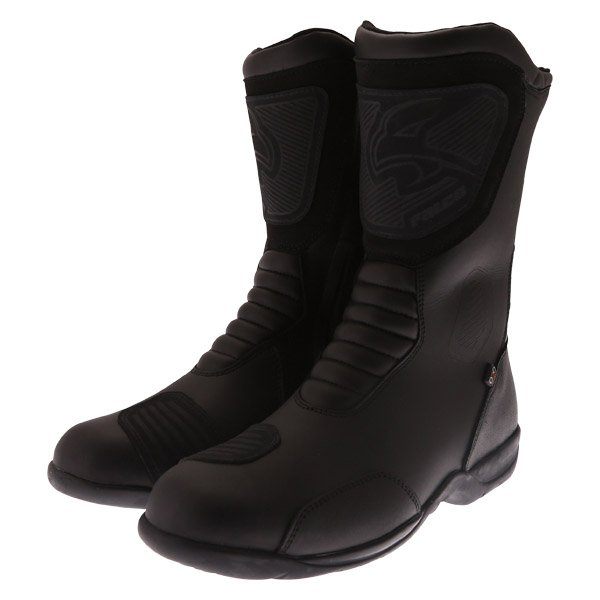 Falco Kodo 2 1 Pair Black Motorcycle Boots