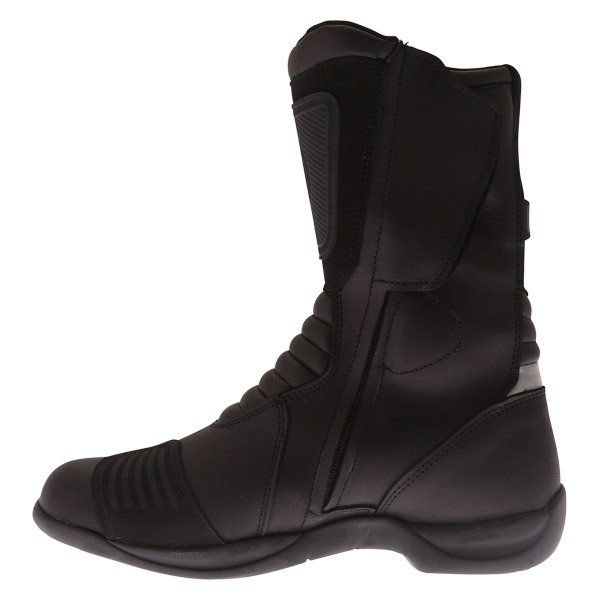 Falco Kodo 2 1 Black Motorcycle Boots Inside leg