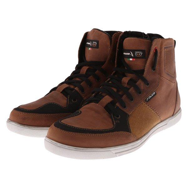Shiro 2 Boots Brown Falco