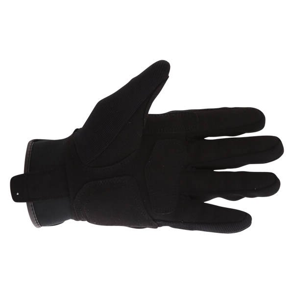 Bering Fletcher Black Motorcycle Gloves Palm