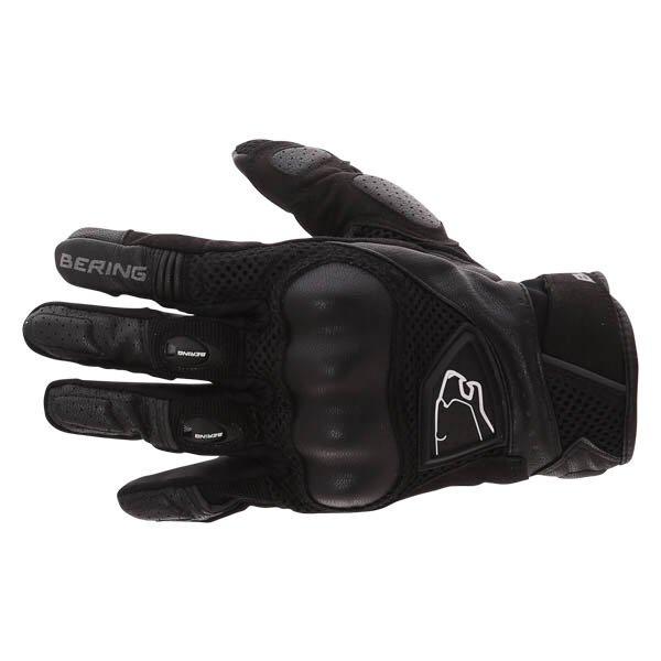 Zeff Gloves Black Bering Gloves