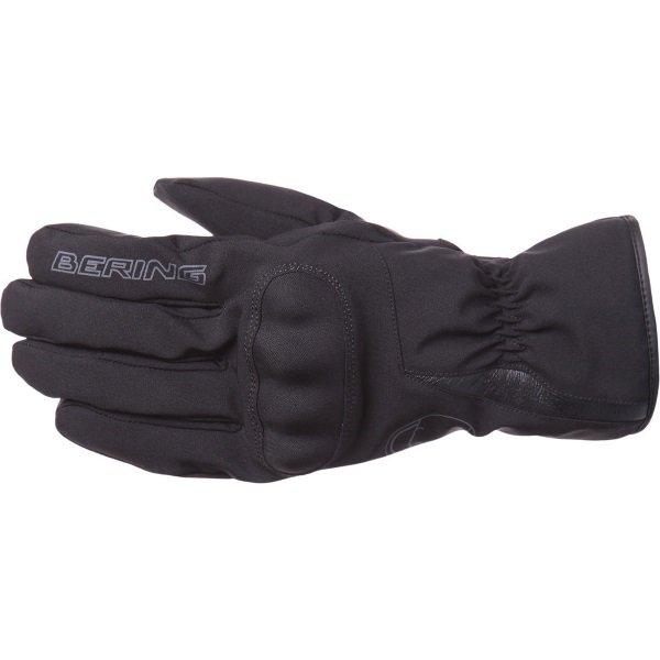Victor Gloves Black Bering Gloves