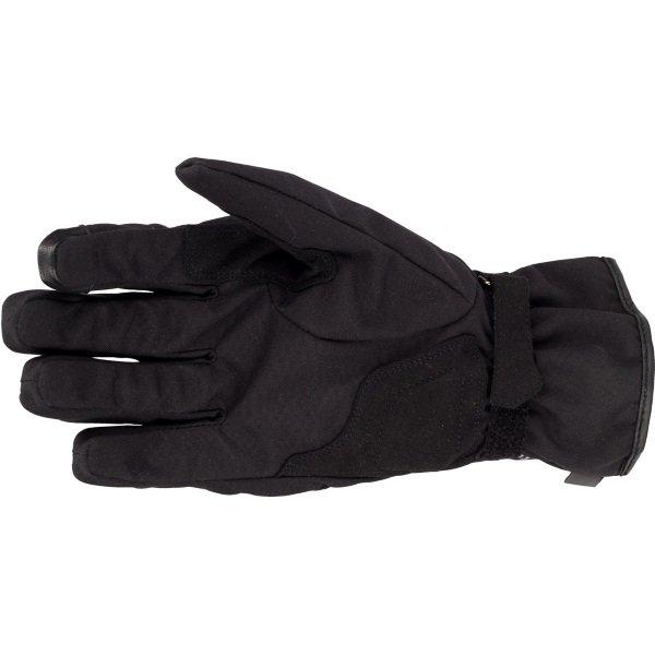 Bering Gloke Black Motorcycle Gloves Palm