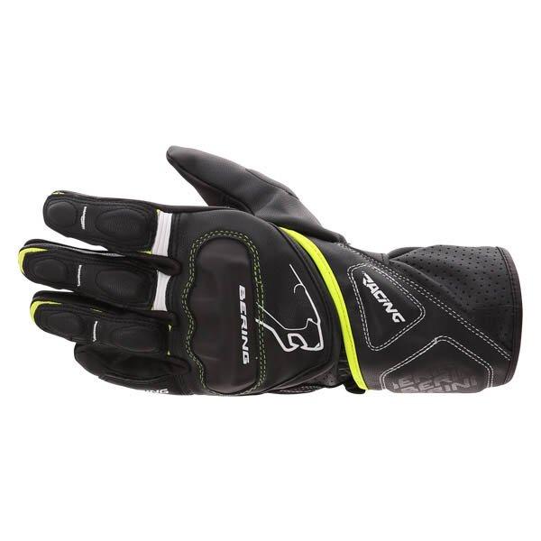 Run-R Gloves Black Fluo Bering Gloves