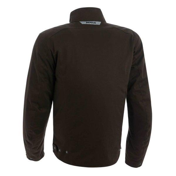 Bering Brody Brown Textile Motorcycle Jacket Back