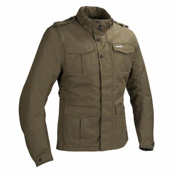 Norris Jacket Khaki Clothing
