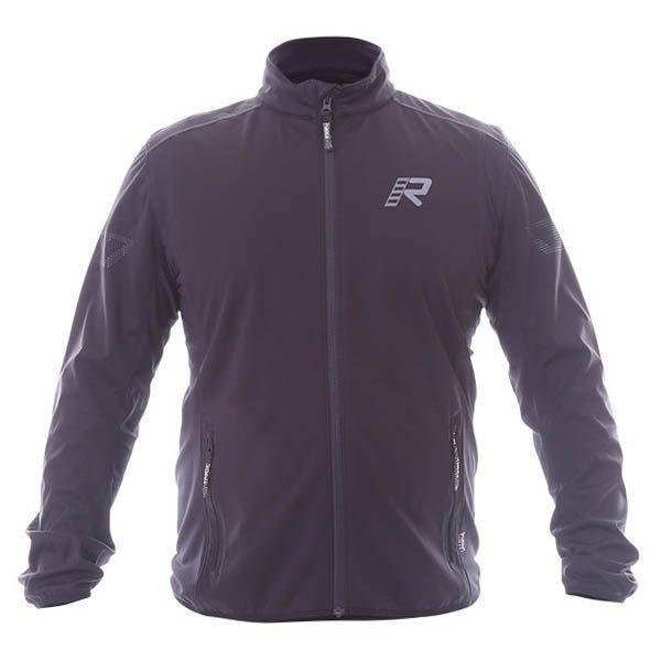 Allan Soft Shell Jacket Black Rukka Clothing