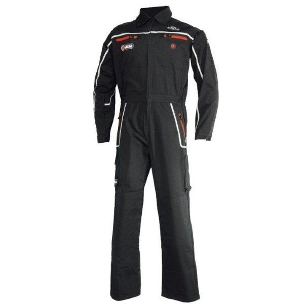 Nevada Overall Black Workwear