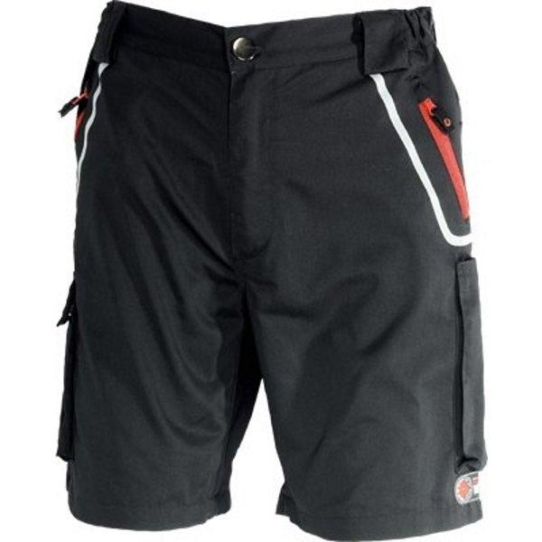 Las Vegas Shorts Black Workwear