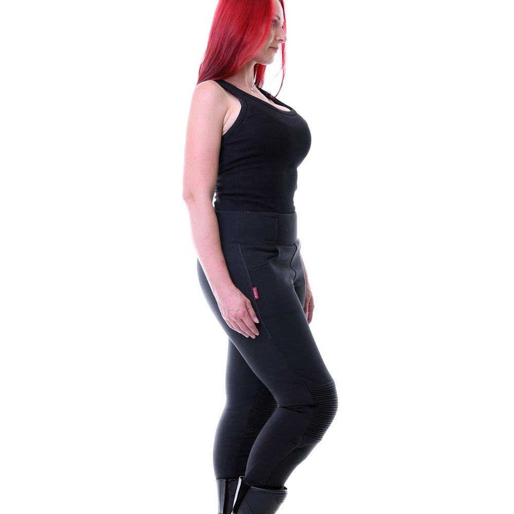 BKS Roxy Leggings Black Size: Ladies UK - 6 Fit: Reg