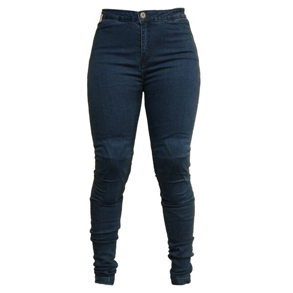 Katie Jeans Blue Red Route