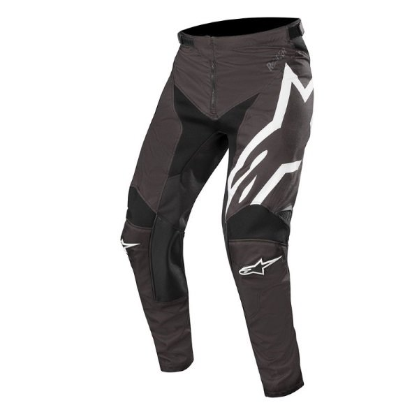 Alpinestars Racer Black Anthracite Graphite Pants Front