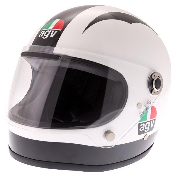 AGV X3000 Nieto Tribute Full Face Motorcycle Helmet Front Right