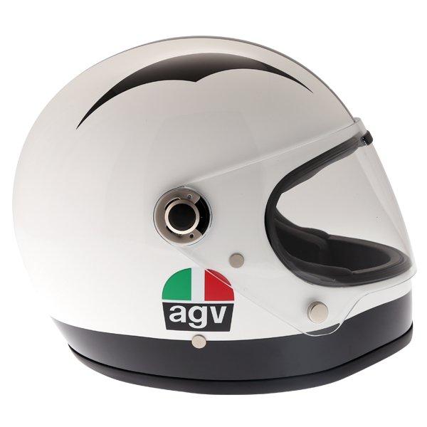 AGV X3000 Nieto Tribute Full Face Motorcycle Helmet Right Side