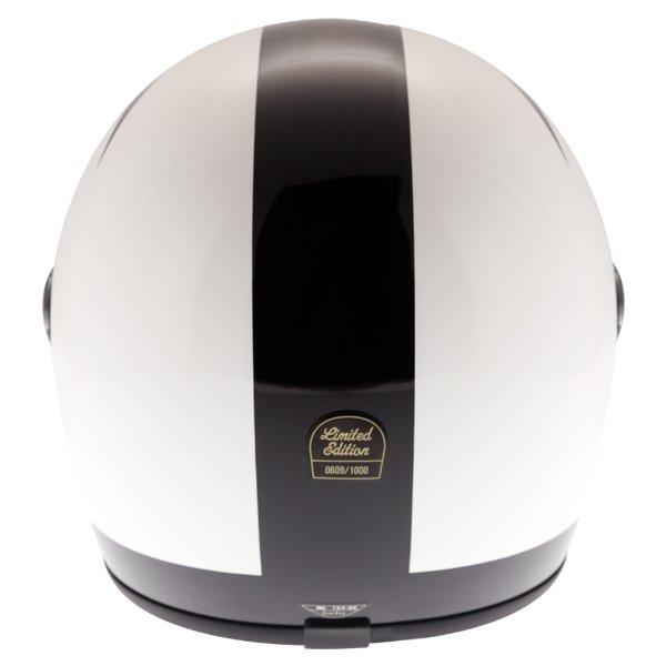 AGV X3000 Nieto Tribute Full Face Motorcycle Helmet Back
