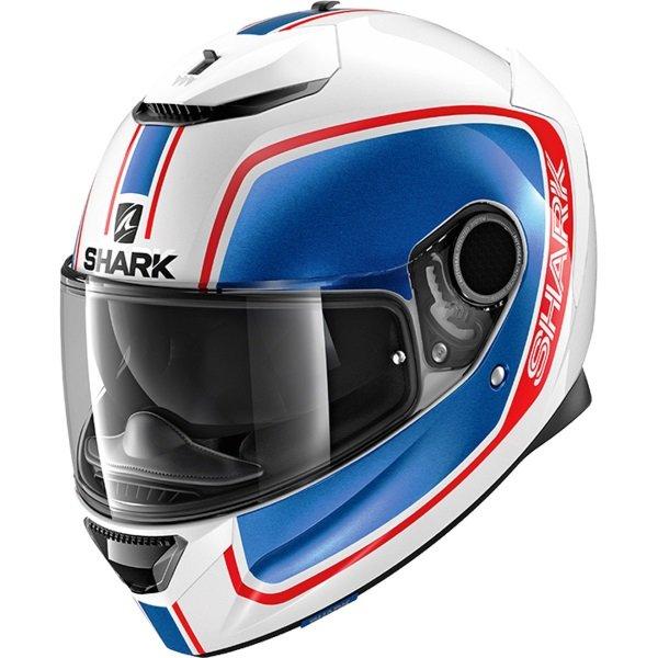 Spartan Priona Helmet WBR Shark Helmets