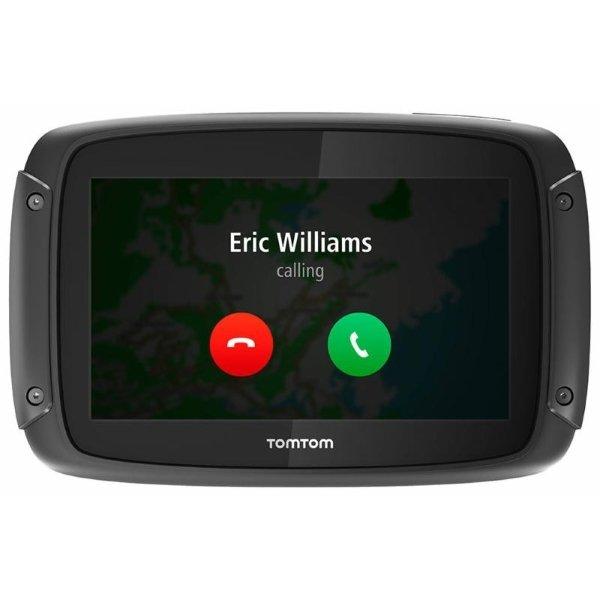 Tom Tom Rider 450 World Phone Interface