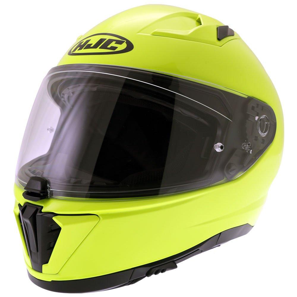 I70 Helmet Fluo Yellow