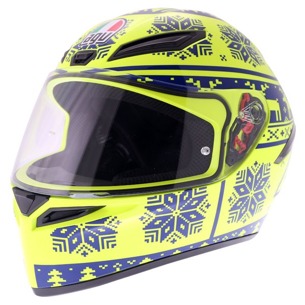 K1 Helmet Winter Test 2015